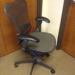 Used Herman Miller Mirra Chairs