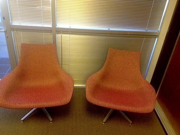 Used Modern Lobby Chairs