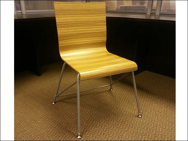 Used Modern Stacking Chairs