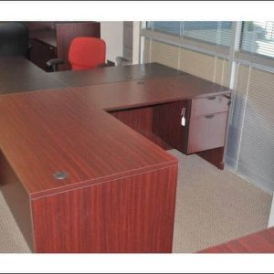 used L Shaped Desk