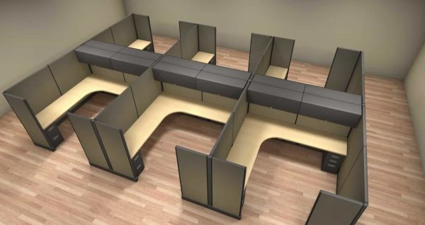 New Cubicles System 2