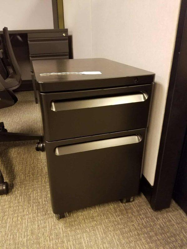 Used Herman Miller Box/File Mobile Pedestals