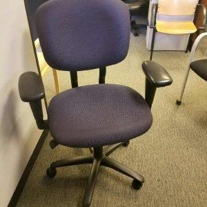 Used Haworth Improv H.E, Chairs
