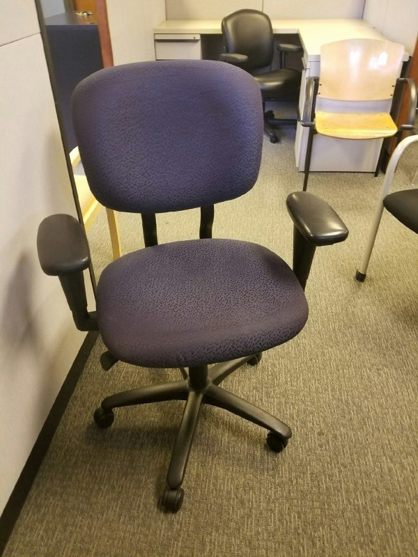 Used Haworth Improv H.E, Chairs