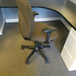 Used United Savvy Multi-Function Office Chair