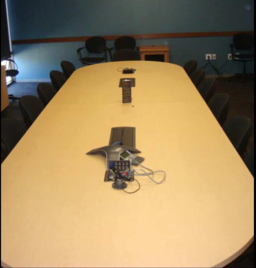 Awe Inspiring Used 12Ft Conference Tables W Power Data Ports Home Interior And Landscaping Ponolsignezvosmurscom