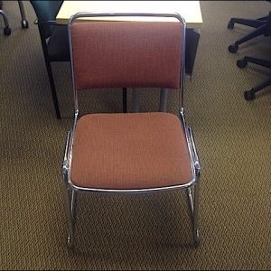 Used Stack Chairs