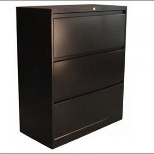 "Used Steelcase 3 Drawer 36"" Lateral File Cabinets"