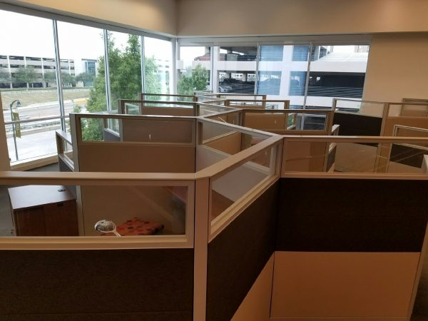 Steelcase Answer Stations Used