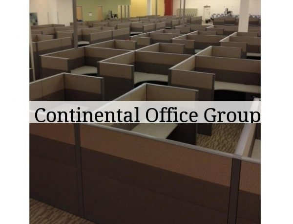Used Steelcase Answer Cubicles