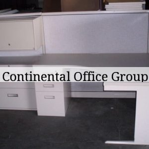 Used Steelcase Avenir 4x7.5x53 Cubicles