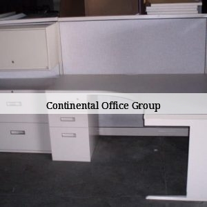 Used Steelcase Avenir 4×7.5×53 Cubicles