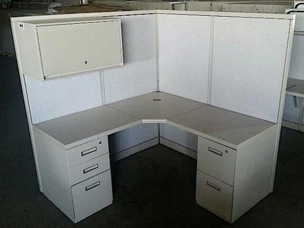 used Steelcase Avenir Cubicles 6x6x65