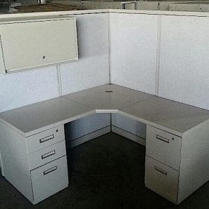 Used Steelcase Avenir Cubicles 6x6x65″