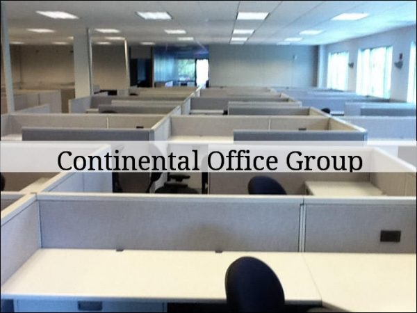 Used Steelcase Avenir Low Wall Cubicles