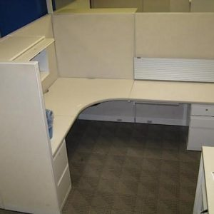 Pre-Owned Steelcase Enhanced Cubicles