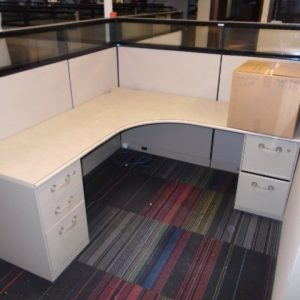 Used Steelcase Montage 6x7x55