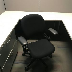 Used Steelcase V1 Leap Chairs