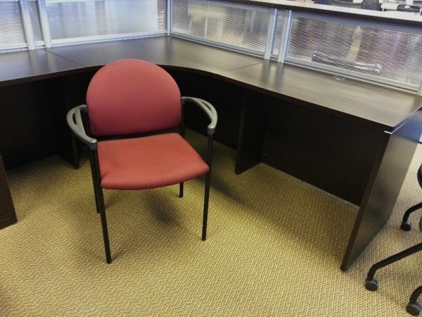 Used Steelcase Springboard Stack Chairs