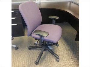 used Teknion Amicus Chairs