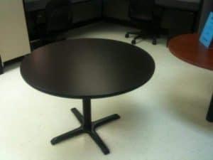 Used Teknion Break Room Tables
