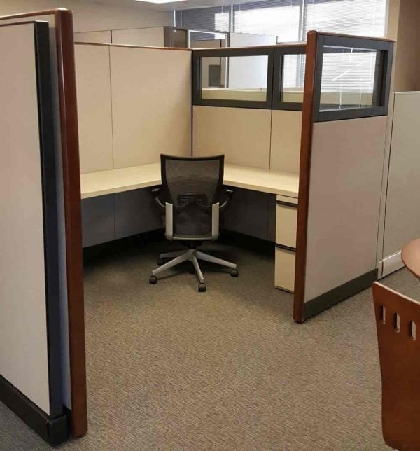 Kimball Centra Workstations