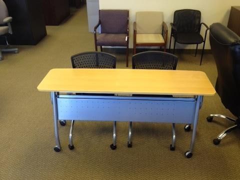 Used Folding Training Tables