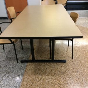 Used 42in X 7ft Conference Table
