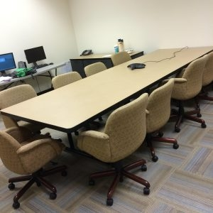 Used-4x12-Conference-Table-Gold-Pinwheel-Chairs
