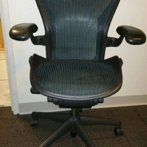 Used Aeron Chair Size B