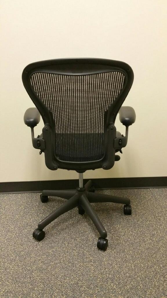 Used Aeron Chair Size B