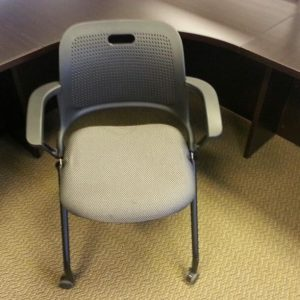 Used Allsteel Seek Chairs