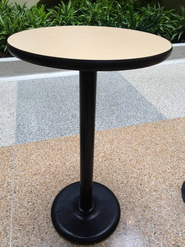 Used Bar Height Tables Round