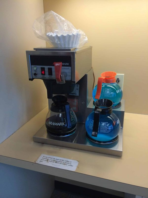 Used Coffee Makers Machines