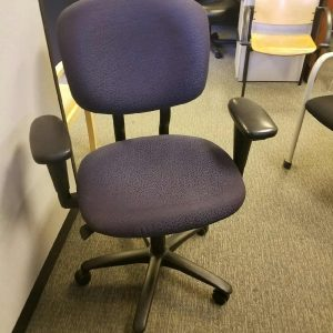 Used Haworth Improv H.E Chairs