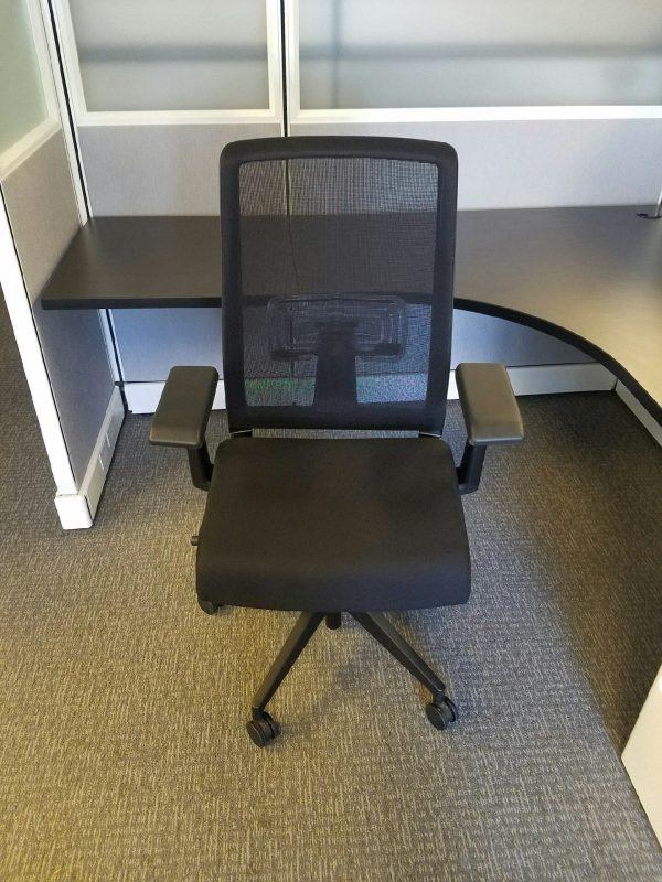Used Haworth Very Chairs