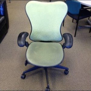 Used Herman Miller Mirra chairs for sale