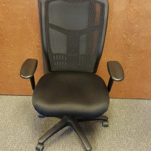 Used High Back Mesh Manager Chairs