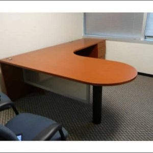 Used Hon L-Shape Desks