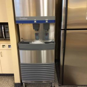 Used Ice Maker w Water Faucet
