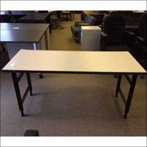 Used Kimball 5'x2' Training Tables