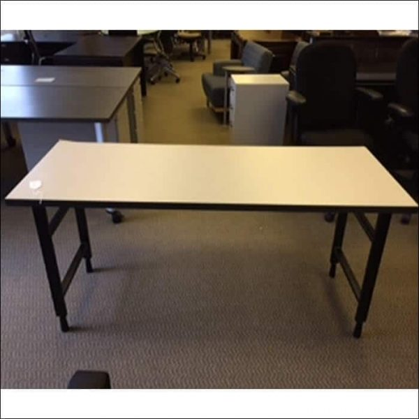 Used Kimball 5x2Training Tables