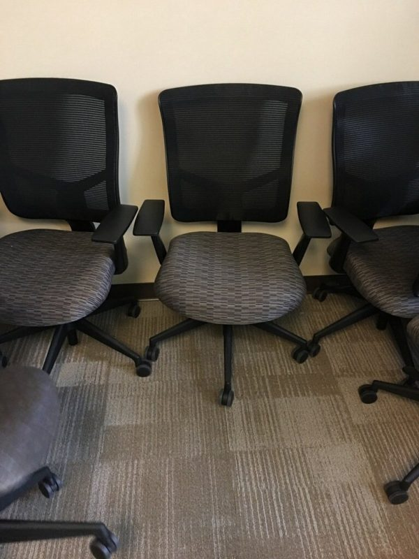 Used OFS Bolero Swivel Tilt Task Chairs