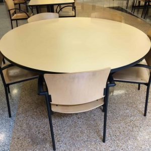 "Used 60"" Round Tables"