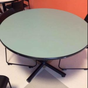 Used Steelcase Round Conference Room Table