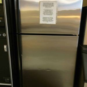 Buy Used Stainless Steel Refrigerator
