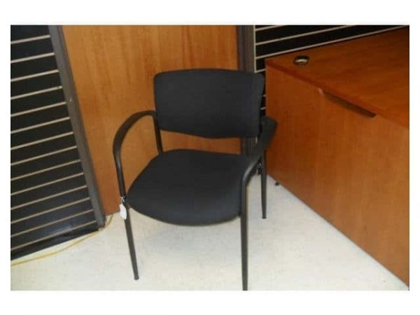 Used Steelcase Black Desk Chairs