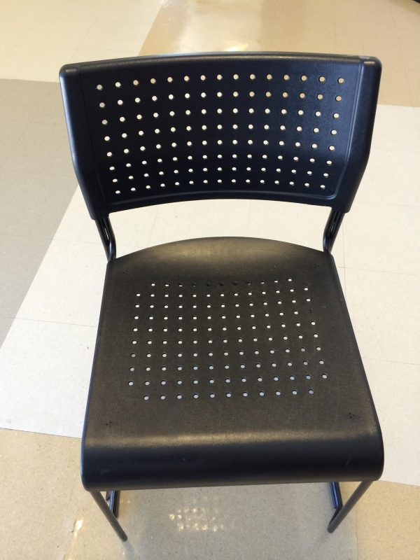 used Steelcase Turnstone Domino Plastic Stack Chairs
