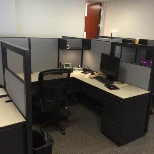 Used Trendway Workstations