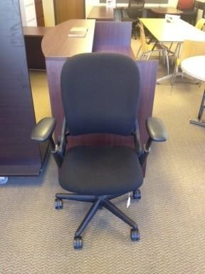 Pre-OwnedSteelcase Leap Chairs